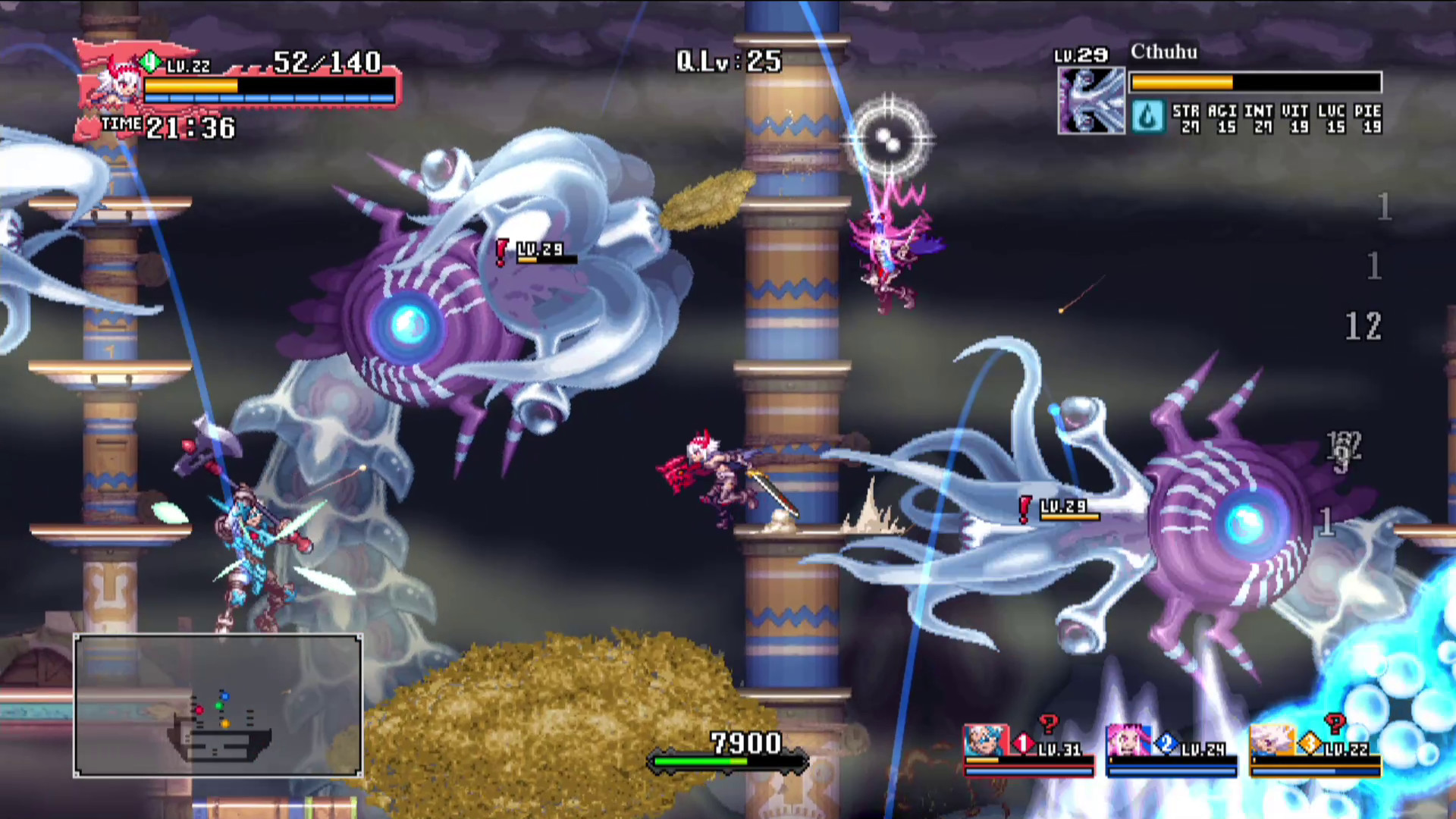 Dragon Marked For Death Screenshot 1