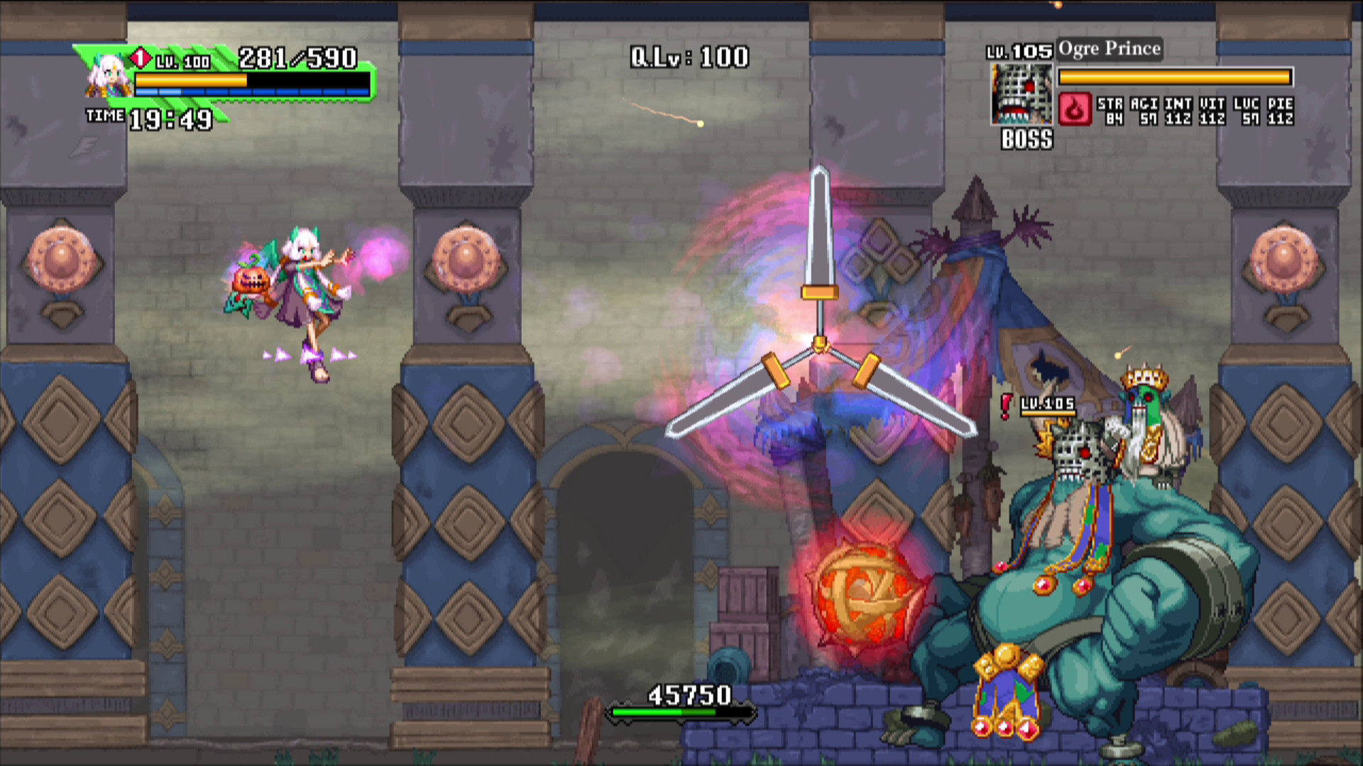 Dragon Marked For Death Screenshot 2