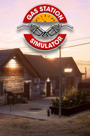 Gas Station Simulator poster image on Steam Backlog