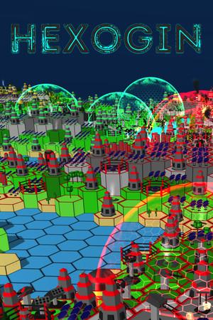 Hexogin poster image on Steam Backlog