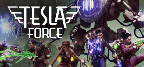 Tesla Force Capa