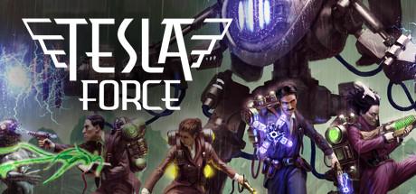 Tesla Force Capa