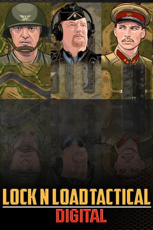 Lock 'n Load Tactical Digital poster image on Steam Backlog