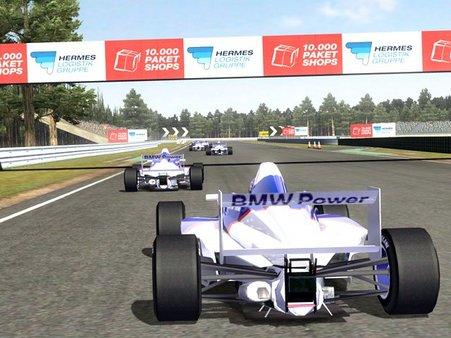 Скриншот из ToCA Race Driver 3