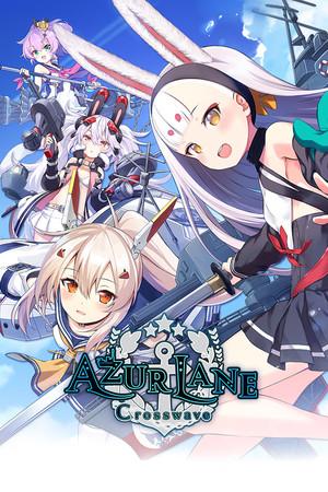Azur Lane Crosswave poster image on Steam Backlog