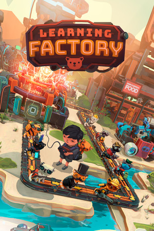 Learning Factory poster image on Steam Backlog