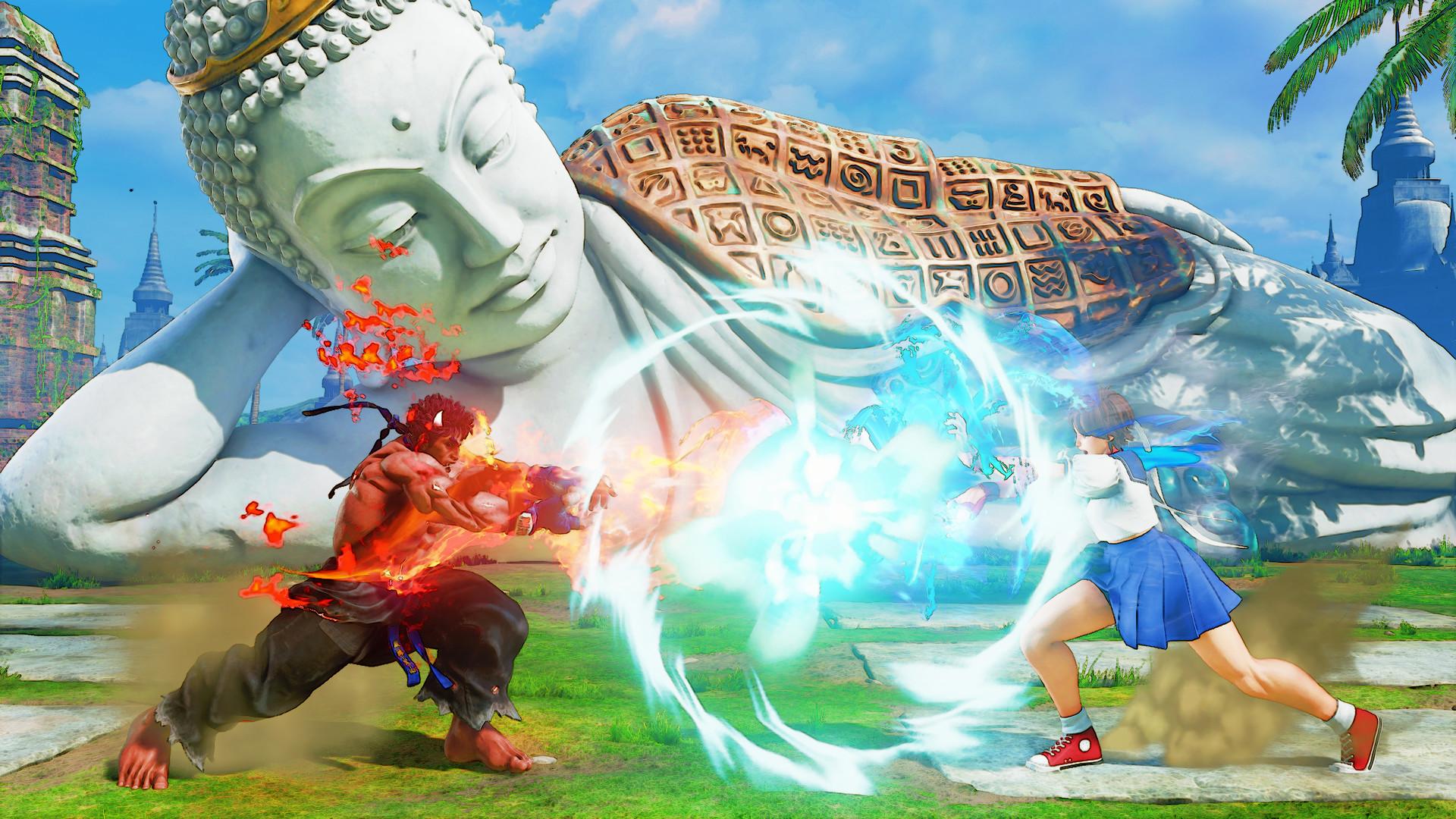 Street Fighter V Champion Edition Upgrade Kit On Steam