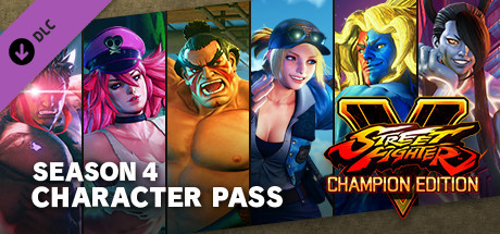 Street Fighter V Season 4 Character Pass On Steam