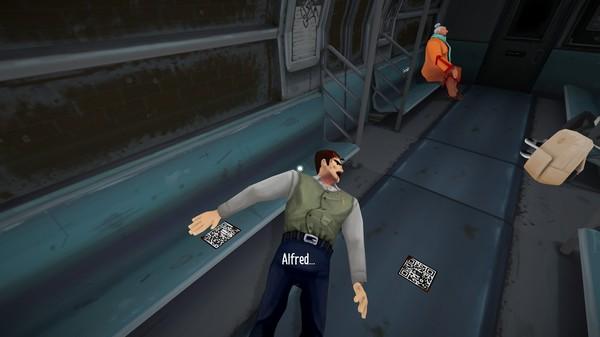 скриншот QR Code Killer 1