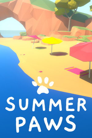 Summer Paws poster image on Steam Backlog