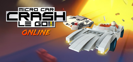 Micro Car Crash Online Le Go! cover art