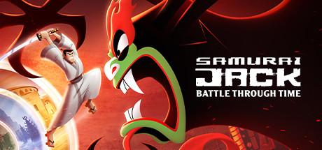 Samurai Jack: Battle Through Time cover art