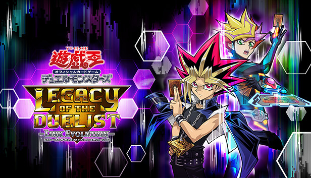 Yu-Gi-Oh Legacy of the Duelist Link Evolution PC Full Version