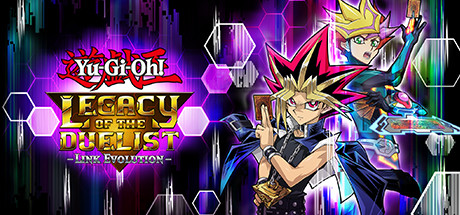 YuGiOh Legacy of the Duelist  Link Evolution Capa