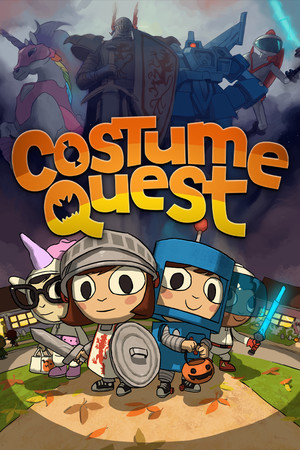 Costume Quest poster image on Steam Backlog