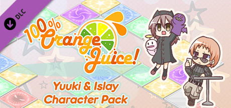 100% Orange Juice - Yuuki & Islay Character Pack