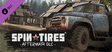 Spintires® – Aftermath DLC Capa