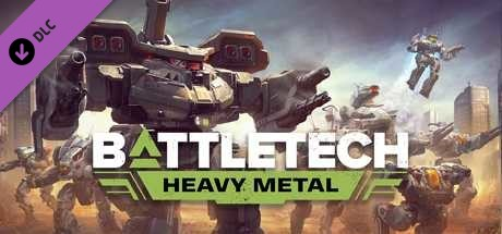 BATTLETECH Heavy Metal