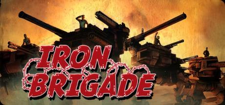 Iron Brigade cover art