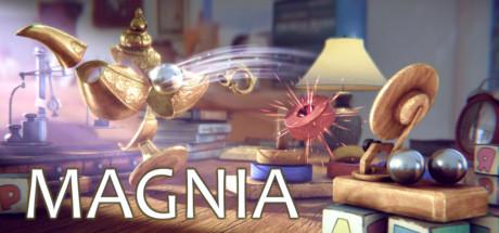 Magnia [PT-BR] Capa