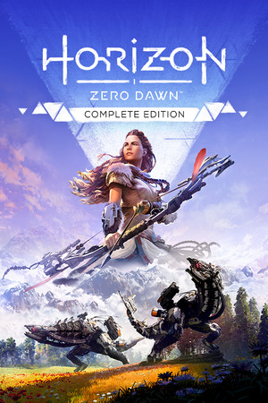 Horizon Zero Dawn Complete Edition poster image on Steam Backlog