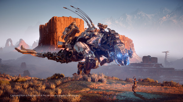 Confirmado: Horizon Zero Dawn llegará a PC