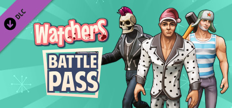 Image for Watchers: Battle Pass