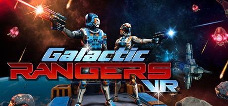 Galactic Rangers VR cover art