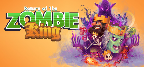 Return Of The Zombie King cover art