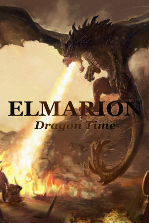 Elmarion: Dragon time poster image on Steam Backlog