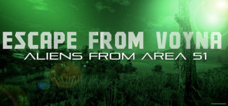 ESCAPE FROM VOYNA: ALIENS FROM ARENA 51 Capa