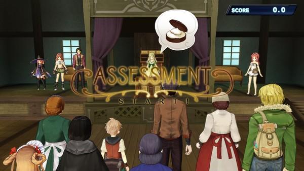 Capture d'écran n°5 du Jeu Atelier Ayesha: The Alchemist of Dusk DX