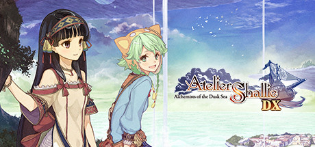 Atelier Shallie: Alchemists of the Dusk Sea DX