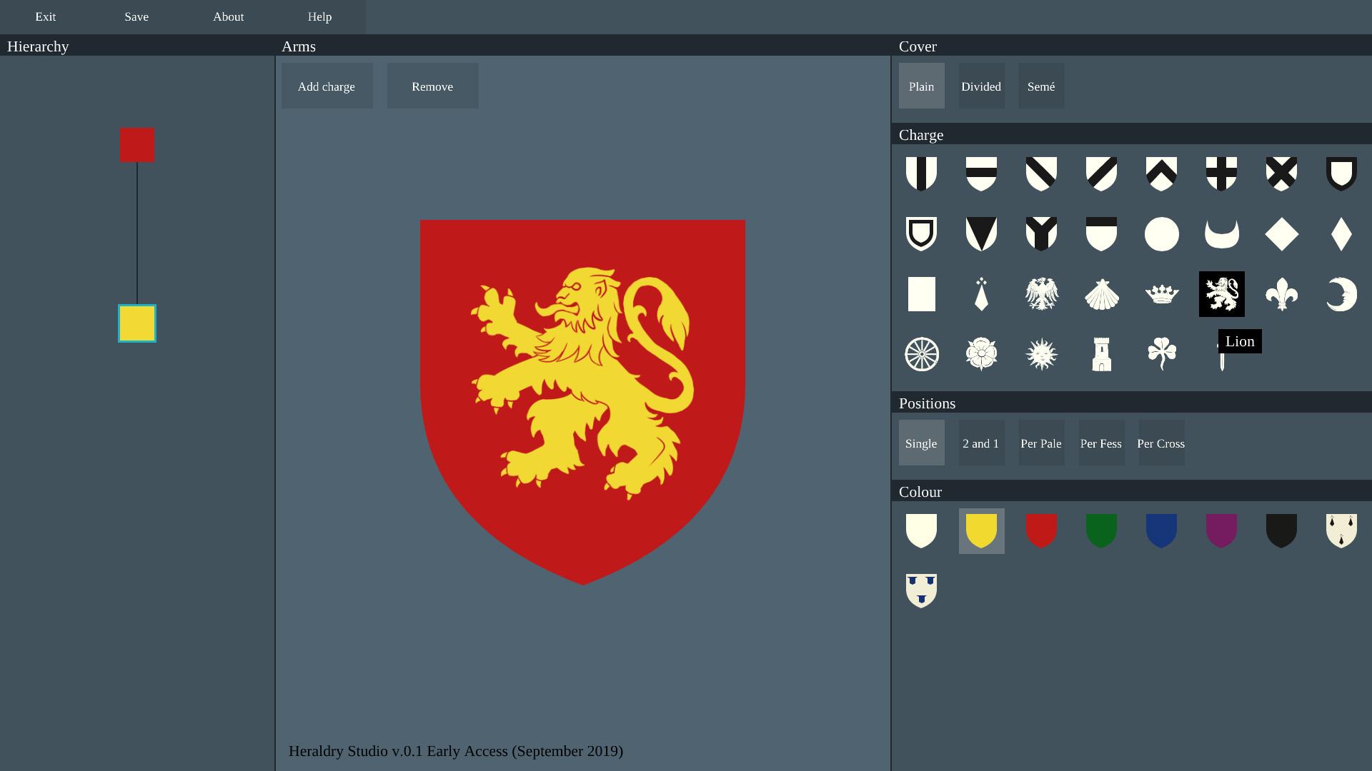 Heraldry Studio On Steam