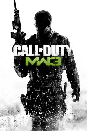 Call of Duty: Modern Warfare 3 poster image on Steam Backlog