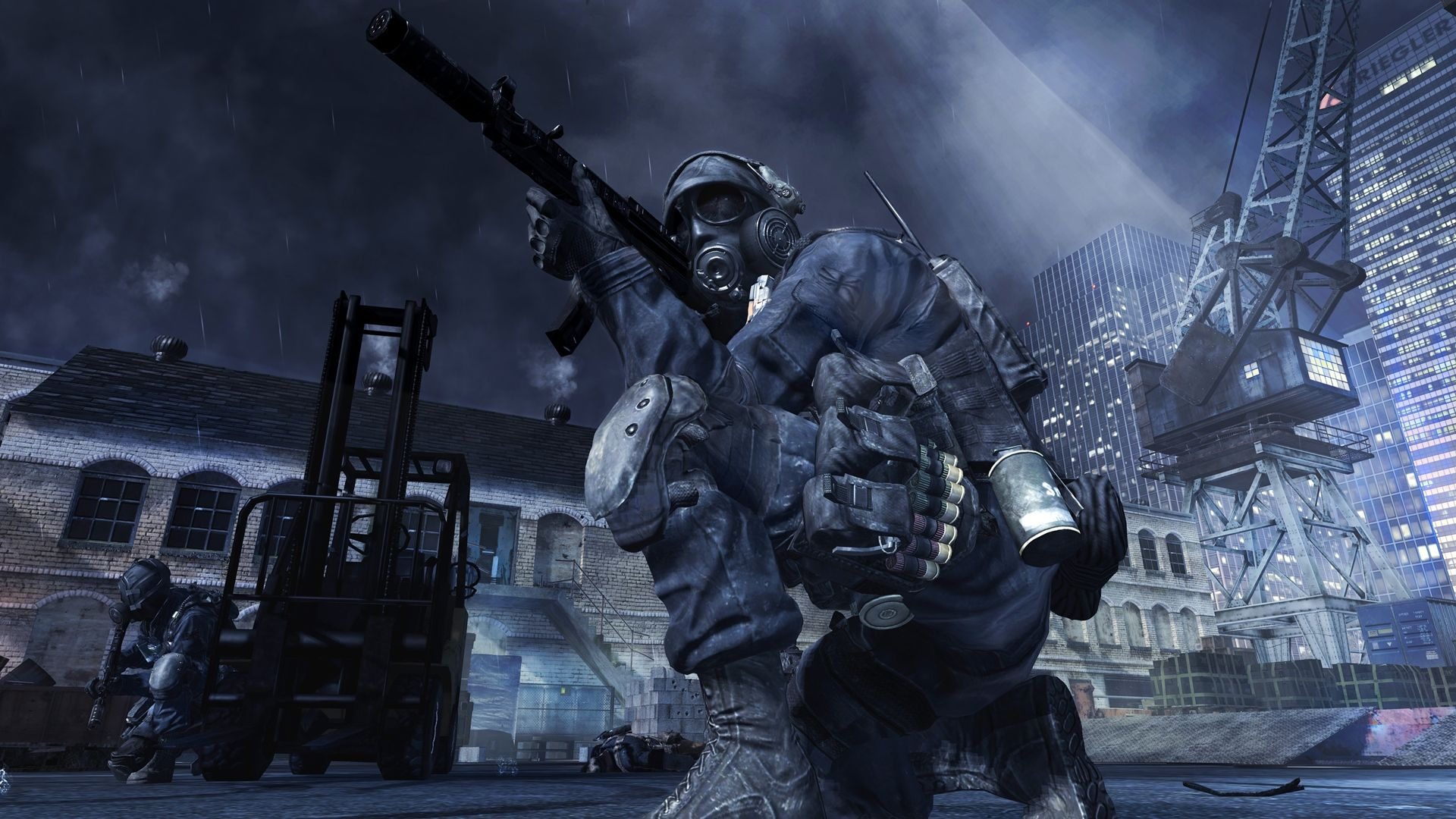 скачать call of duty modern warfare 3 с торрента