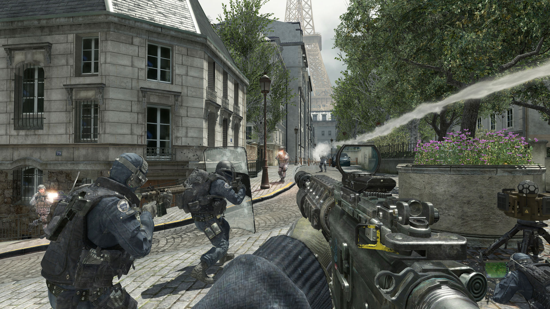 call of duty modern warfare 3 android