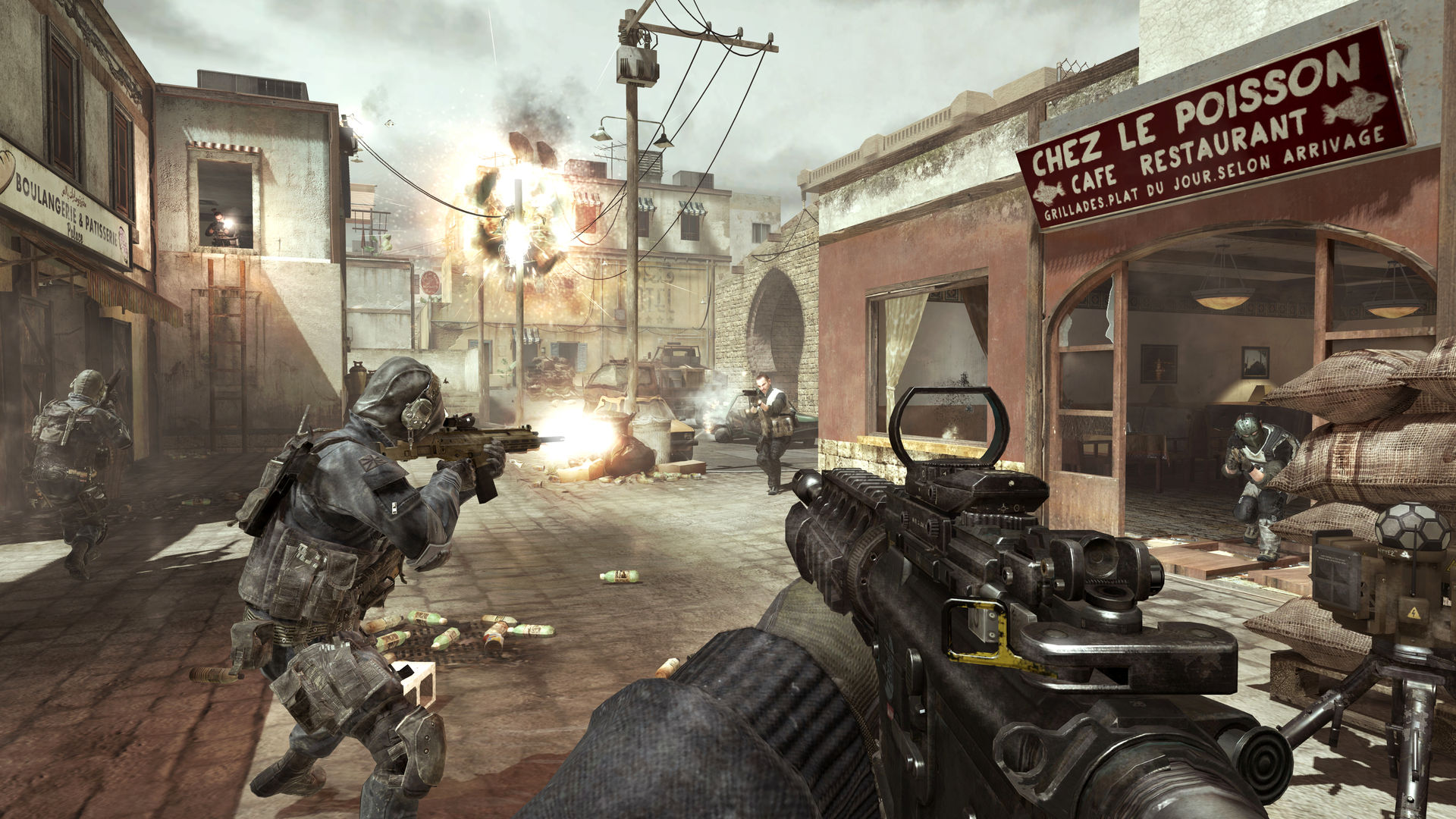 Link Tải Game Call Of Duty Modern Warfare 3 Miễn Phí