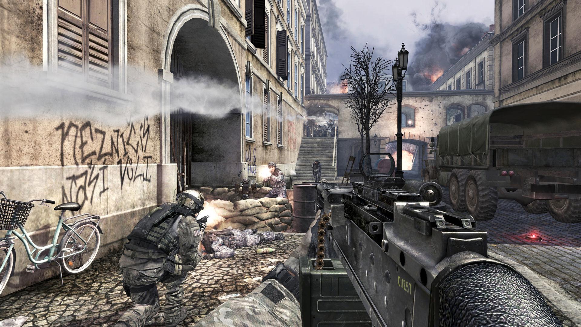 call of duty modern warfare 3 tpb