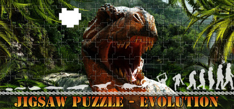 Jigsaw puzzle - Evolution