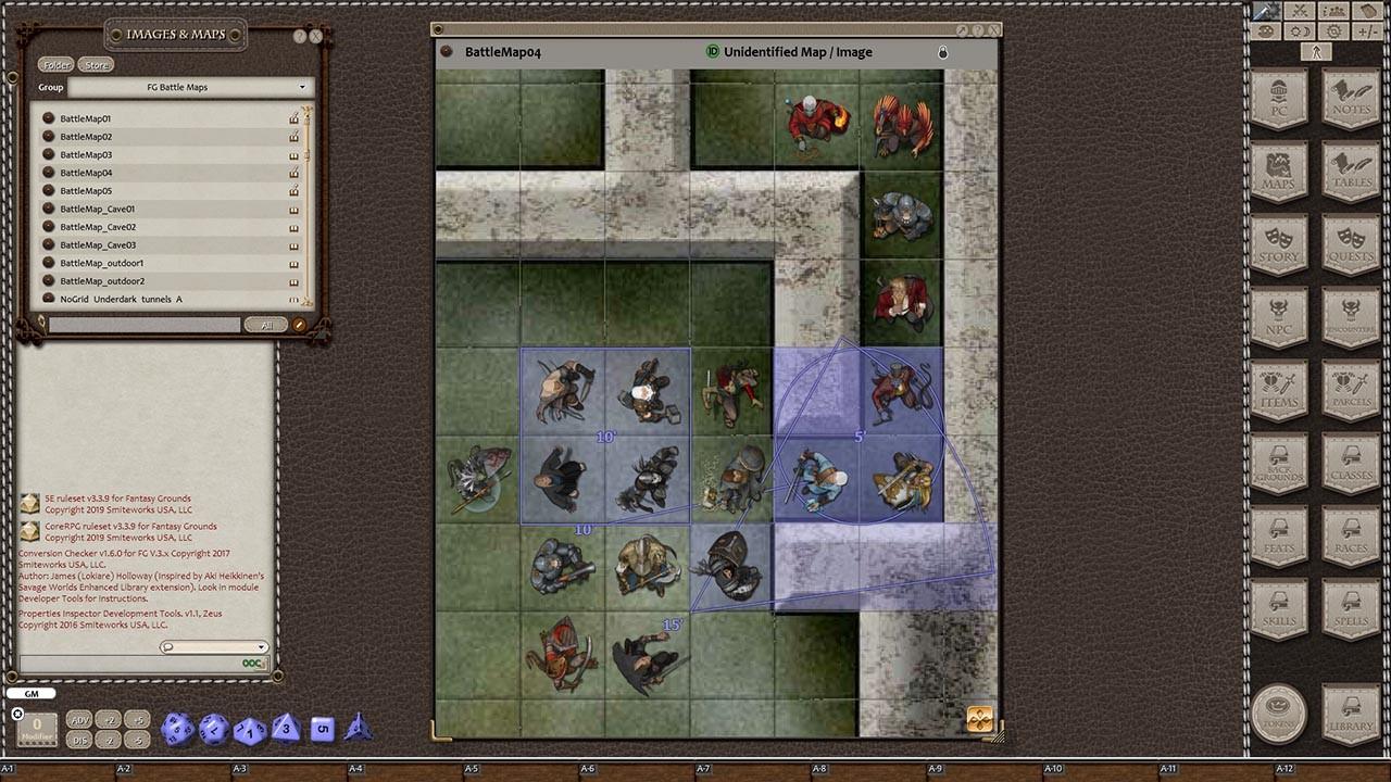 Fantasy Grounds - Devin Night Token Pack 113: Heroic Characters 24 (Token  Pack) · AppID: 1153180