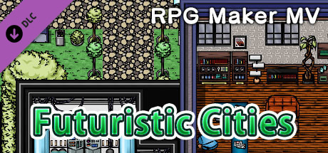 Save 10% on RPG Maker MV - Futuristic Cities on Steam