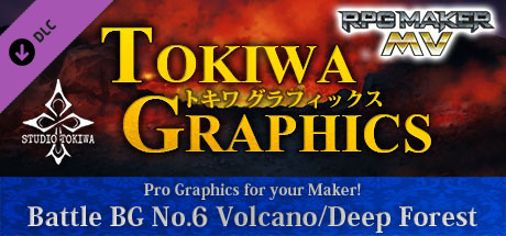 Save 10% on RPG Maker MV - TOKIWA GRAPHICS Battle BG No 6 Volcano/Deep  Forest on Steam