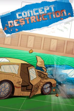 Concept Destruction poster image on Steam Backlog