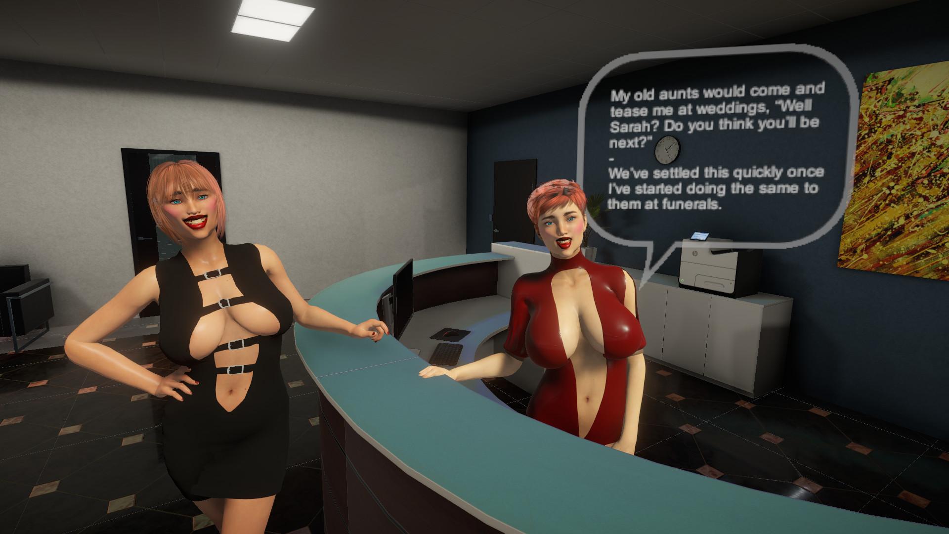 3D Visual Novel Maker on Steam