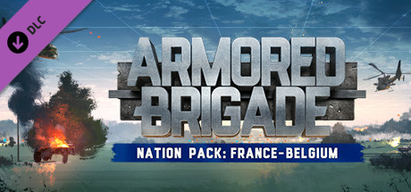 Armored Brigade Nation Pack: France – Belgium Capa