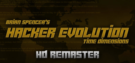 Hacker Evolution - 2019 HD remaster cover art