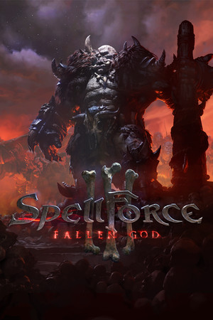 SpellForce 3: Fallen God poster image on Steam Backlog