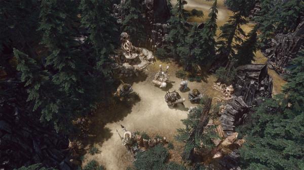 Скриншот №1 к SpellForce 3 Fallen God