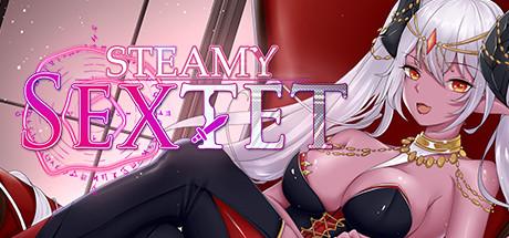 Steamy Sextet cover art